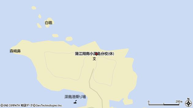大分県佐伯市蒲江大字蒲江浦3276周辺の地図