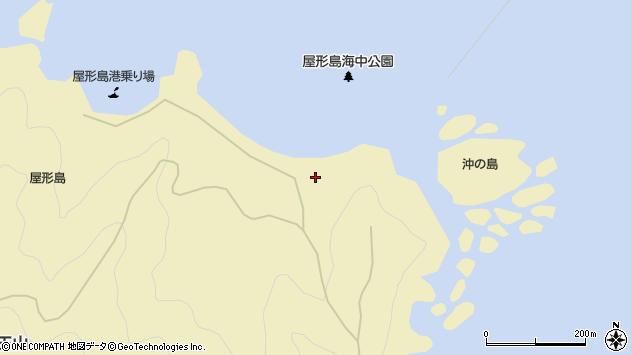 大分県佐伯市蒲江大字蒲江浦2664周辺の地図