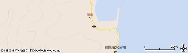 大分県佐伯市蒲江大字丸市尾浦1577周辺の地図