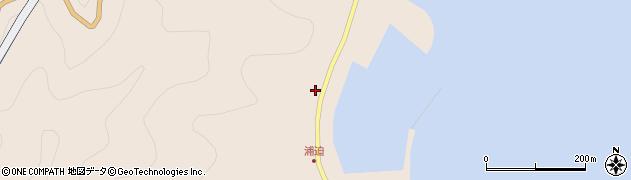 大分県佐伯市蒲江大字丸市尾浦1473周辺の地図