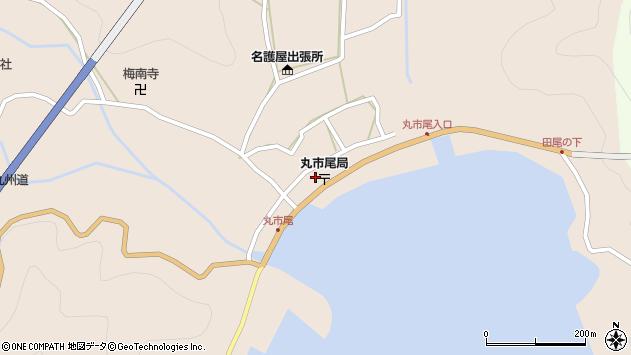 大分県佐伯市蒲江大字丸市尾浦933周辺の地図