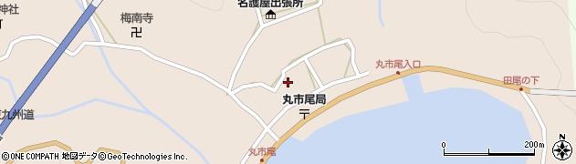 大分県佐伯市蒲江大字丸市尾浦928周辺の地図
