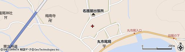 大分県佐伯市蒲江大字丸市尾浦919周辺の地図