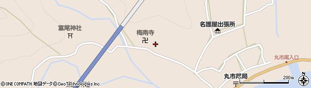 大分県佐伯市蒲江大字丸市尾浦1033周辺の地図