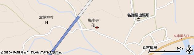 大分県佐伯市蒲江大字丸市尾浦1040周辺の地図