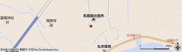 大分県佐伯市蒲江大字丸市尾浦899周辺の地図