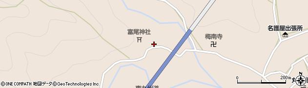 大分県佐伯市蒲江大字丸市尾浦1200周辺の地図