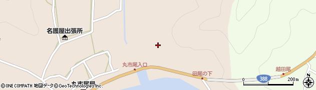 大分県佐伯市蒲江大字丸市尾浦12周辺の地図