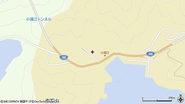 大分県佐伯市蒲江大字蒲江浦4909周辺の地図