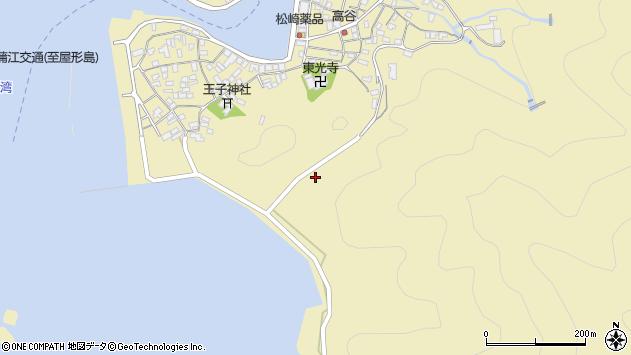 大分県佐伯市蒲江大字蒲江浦178周辺の地図