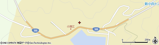 大分県佐伯市蒲江大字蒲江浦4775周辺の地図