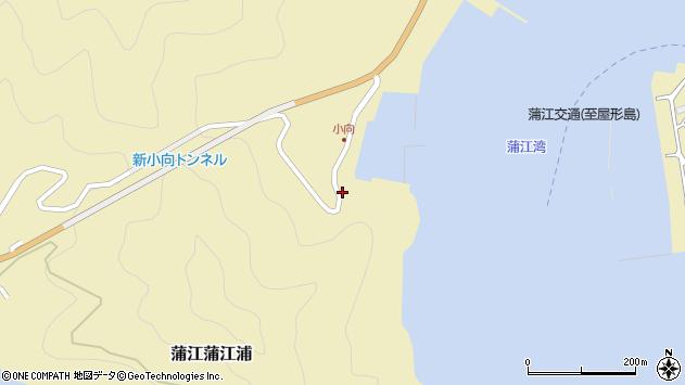 大分県佐伯市蒲江大字蒲江浦4562周辺の地図
