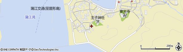 大分県佐伯市蒲江大字蒲江浦2536周辺の地図