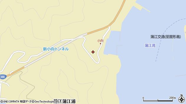 大分県佐伯市蒲江大字蒲江浦4571周辺の地図