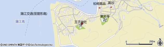大分県佐伯市蒲江大字蒲江浦2486周辺の地図