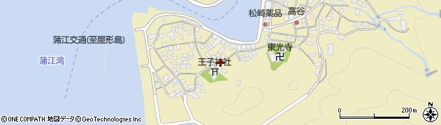 大分県佐伯市蒲江大字蒲江浦2485周辺の地図