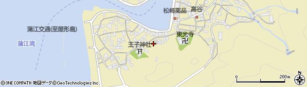 大分県佐伯市蒲江大字蒲江浦2458周辺の地図