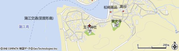 大分県佐伯市蒲江大字蒲江浦2490周辺の地図