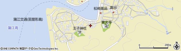 大分県佐伯市蒲江大字蒲江浦2459周辺の地図