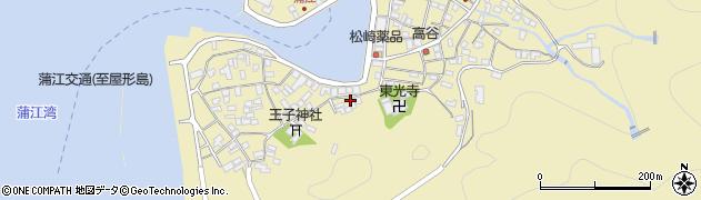 大分県佐伯市蒲江大字蒲江浦2448周辺の地図