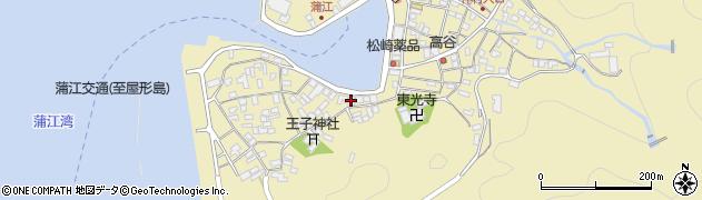 大分県佐伯市蒲江大字蒲江浦2452周辺の地図