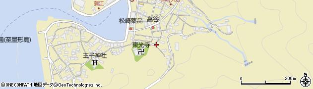大分県佐伯市蒲江大字蒲江浦2431周辺の地図