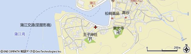 大分県佐伯市蒲江大字蒲江浦2465周辺の地図
