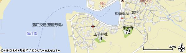 大分県佐伯市蒲江大字蒲江浦2508周辺の地図