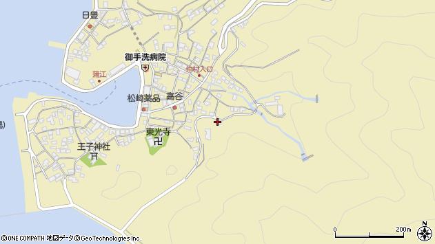 大分県佐伯市蒲江大字蒲江浦2310周辺の地図