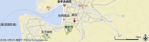 大分県佐伯市蒲江大字蒲江浦2401周辺の地図