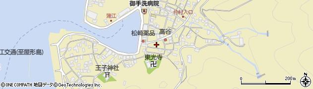 大分県佐伯市蒲江大字蒲江浦2392周辺の地図