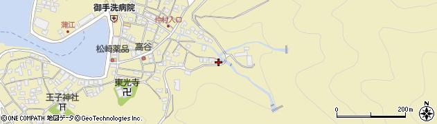 大分県佐伯市蒲江大字蒲江浦218周辺の地図
