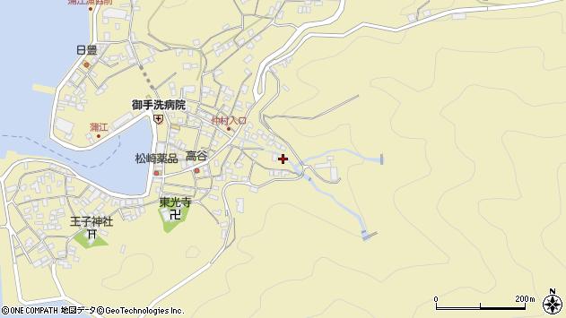 大分県佐伯市蒲江大字蒲江浦2295周辺の地図