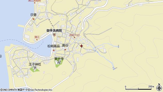 大分県佐伯市蒲江大字蒲江浦2329周辺の地図