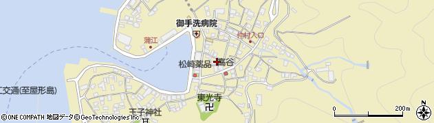 大分県佐伯市蒲江大字蒲江浦2207周辺の地図