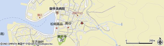 大分県佐伯市蒲江大字蒲江浦2345周辺の地図