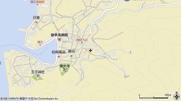 大分県佐伯市蒲江大字蒲江浦2328周辺の地図