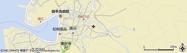 大分県佐伯市蒲江大字蒲江浦2326周辺の地図