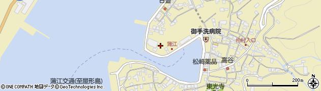 大分県佐伯市蒲江大字蒲江浦3284周辺の地図