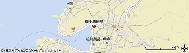 大分県佐伯市蒲江大字蒲江浦2172周辺の地図