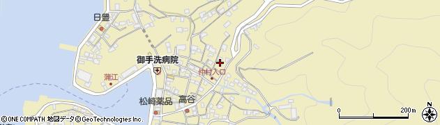 大分県佐伯市蒲江大字蒲江浦2095周辺の地図