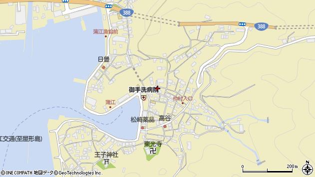 大分県佐伯市蒲江大字蒲江浦2137周辺の地図