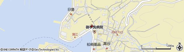 大分県佐伯市蒲江大字蒲江浦2166周辺の地図