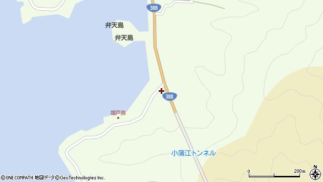 大分県佐伯市蒲江大字猪串浦174周辺の地図