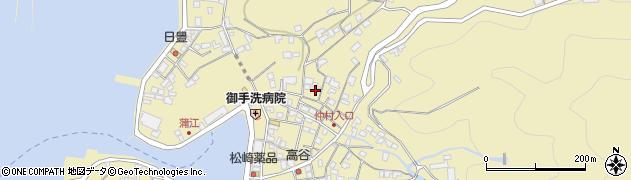 大分県佐伯市蒲江大字蒲江浦2089周辺の地図