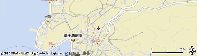 大分県佐伯市蒲江大字蒲江浦2056周辺の地図