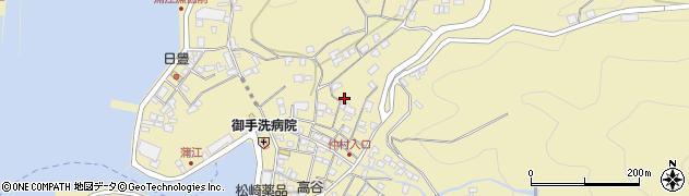大分県佐伯市蒲江大字蒲江浦1938周辺の地図