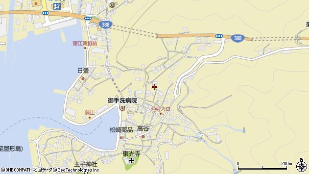 大分県佐伯市蒲江大字蒲江浦1933周辺の地図