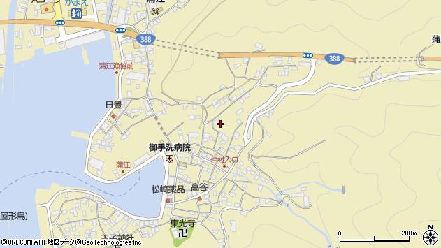 大分県佐伯市蒲江大字蒲江浦1937周辺の地図