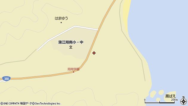 大分県佐伯市蒲江大字蒲江浦1113周辺の地図